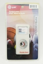 iPod Nano Silicone Cover by AES Optics   New in Package. Florida State S... - $5.23