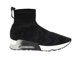Sneakers ASH LULUCAMO in black fabric - Women's Shoes - $113.48
