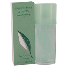 Green Tea Eau Parfumee Scent Spray 3.4 Oz For Women  - $25.13