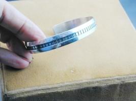 RARE Kalevalu Koru Finland Cuff Bracelet Sterling GORGEOUS - $249.99