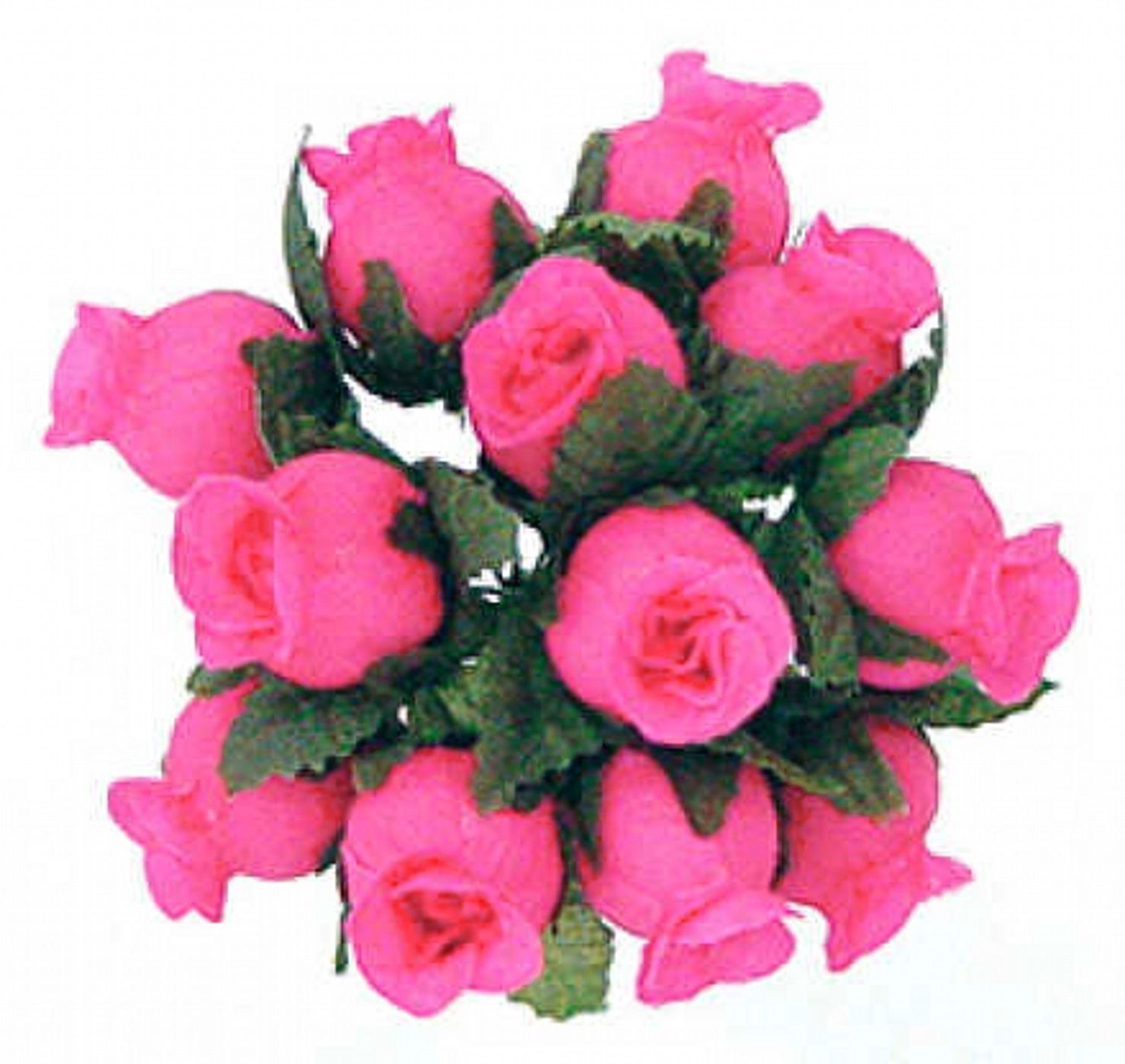144 Miniature Poly Rose Silk Favor Flower And Similar Items
