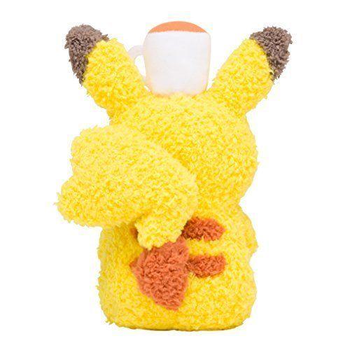 Pokemon Center Original Plush Doll Pikachu Pokemon meets Karel Capek Pancake