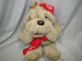 Vintage 1984 Commonwealth KRIS KRINKLES Plush Shar Pei Dog Target Dayton... - $27.71