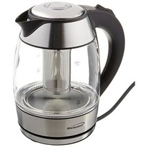 Brentwood Appliances KT-1960BK Borosilicate Glass Kettle with Tea Infuse... - €30,45 EUR