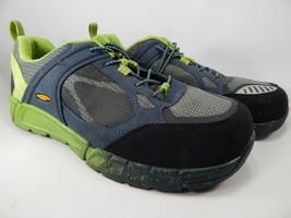Keen Raleigh Sz US 12 2E WIDE EU 46 Men's Aluminum Toe Work Shoes Gray 1016972EE - $49.81