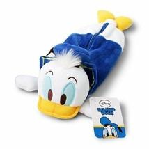New Disney Donald Duck Plush Doll Pen Case Pencil Limited Japan - $51.41