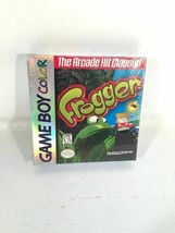 Nintendo GameBoy Color Frogger Arcade Hit Classic Brand New - $29.69