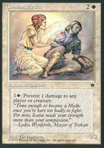 Magic: The Gathering: Fallen Empires - Combat Medic (D) - $0.25