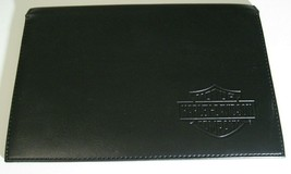 Harley-Davidson Softail Owner's Owners Manual Embossed Leather Cover Case Pouch - $22.16