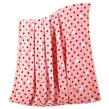 Lovely Apple Baby Air Conditioning Blanket Infant Blanket Towel Coral Carpet image 2