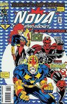 Nova The Human Rocket #13 Marvel Comics 1995 VF/NM - $5.87
