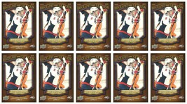 (10) 2009-10 Upper Deck Biography of a Season #BOS5 Alexander Ovechkin Lot - $14.01