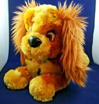 Disney Lady Dog Disney Parks Plush Lady Stuffed Animal from Lady and The... - $9.74