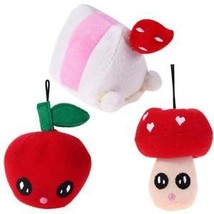 For Dog Cat Toy Play Funny Pet Puppy Chew Squeaker Squeaky Plush Sound Cute Toys - $6.57
