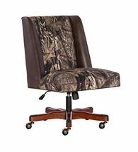 Linon Home Décor Office Chair Dark Walnut - $321.80