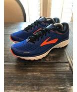 BROOKS ADURO 5 Running Gym Training Blue & Orange 1102551D494 Mens Size ... - $69.30