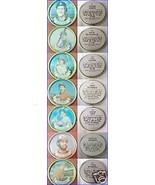 Topps Metal Baseball Coins - Lot of 7 - $19.95