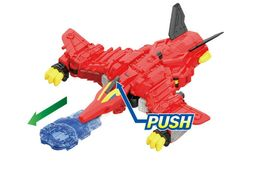 Miniforce Pterasky Super Dinosaur Power Action FIgure Toy image 4