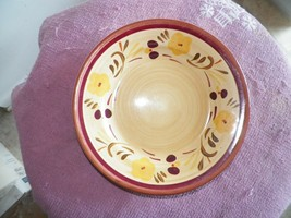 Home Trends salad plate (Desert Morning) 3 available - $2.92