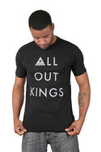 Asphalt Yacht Club All Out Kings Tee Black