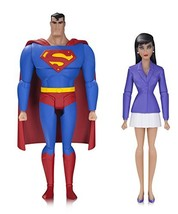 DC Collectibles The Animated Superman & Lois Action Figure 2 Pack - $109.61