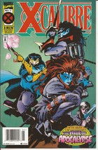 Marvel X-Calibre #3 Deluxe The Age Of Apocalypse Mutant Uprising - $2.95