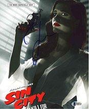 Eva Green Sin City Signed 8x10 Photo Certified Authentic Beckett BAS COA - $197.99