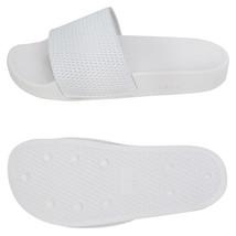 Adidas Originals Adilette W Womens Slides Sandals Slipper White EE4764 - $39.00+