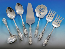 King Richard by Towle Sterling Silver Essential Serving Set Large Hostes... - $495.00