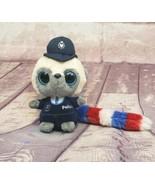 """Aurora World Inc YooHoo & Friends Police Bobby Lemur 7"""" Beanbag Plush  - $6.64"""