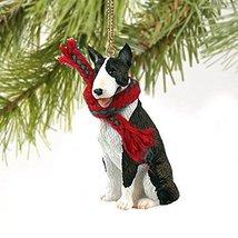 Conversation Concepts Bull Terrier Brindle Original Ornament - $14.69