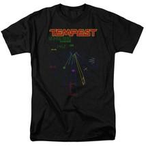 Atari Tempest Retro 1980s Classic Arcade Game cotton graphic tee ATRI152 image 1