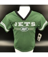 NFL New York Jets Boys Toddler Jersey Size 4T - NEW W/Tags -h - $17.99