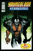 YOUNGBLOOD STRIKEFILE #1 1993 - SIGNED by JAE LEE - IMAGE COMICS - HIGH ... - $24.83