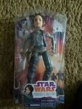 "Star Wars Forces of Destiny Jyn Erso 11"" Doll Hasbro/ Disney - $16.95"