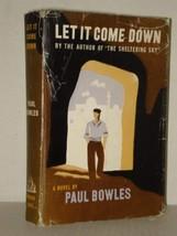 Let It Come Down [Hardcover] Bowles, Paul image 1