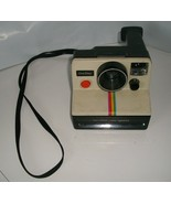 VINTAGE POLAROID ONE STEP LAND INSTANT CAMERA RAINBOW FOR PICTURES PHOTO... - $64.52