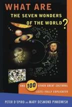 What Are the Seven Wonders of the World & 100 Other Great Cultural Lists Fully E image 1