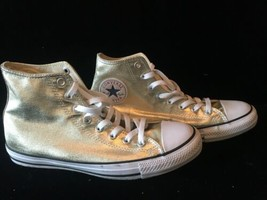 Converse All Star Chuck Taylor Gold 8.5 M 10.5 W - $34.65