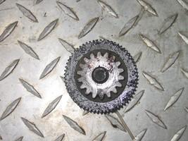KAWASAKI 1999 220 BAYOU 2X4 STARTER GEAR BIN MET 44  P-9348L  PART 22,03... - $15.00