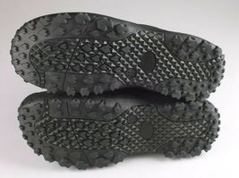 Goodfellow & Co Case Homme Cuir Noir Textile Fausse Fourrure Chucka Bottes Hiver image 6