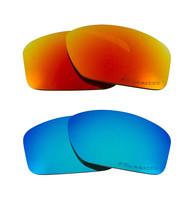 Polarisierte Ersatzgläser für Oakley Valve Sonnenbrille Kratzfest - $41.06