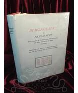 DEMONOLATRY Nicolas Remy VG HCwDJ 1970 witchcraft persecution occult goe... - $108.89