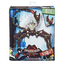 """Spider-Man Into the Spider-Verse 10"""" Marvel's Scorpion Action Figure NEW In Box - $16.37"""