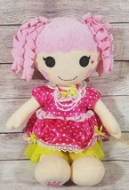 "Build A Bear Workshop Lalaloopsy Plush Jewel Sparkles Doll Dress 20""  - $24.24"