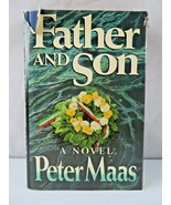 Father and Son BOOK by Peter Maas - $4.00