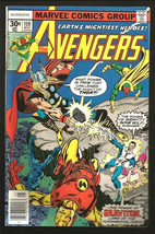 AVENGERS #159 Shooter,S.Buscema,Marcos Fine+ '77 GRAVITON BlackPanther1s... - $8.91