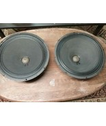 """14 """" 4 ohm stereo speakers-set of 2 - $14.85"""