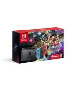 Nintendo Switch™ w/ Neon Blue & Neon Red Joy-Con™ + Mario Kart™ 8 Deluxe... - $577.00+