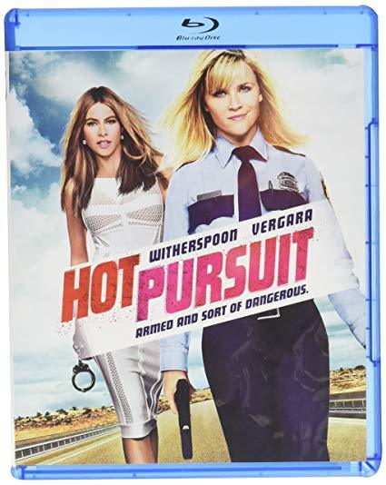 Hot Pursuit [Blu-ray + DVD]